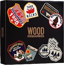 Kup Dsquared2 Wood Pour Homme - Zestaw (edt/100ml + sh/gel/150ml)