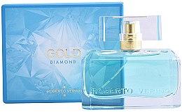 Kup Roberto Verino Gold Diamond - Woda perfumowana