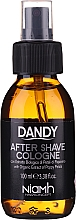 Woda kolońska po goleniu - Niamh Hairconcept Dandy After Shave Aftershave Cologne — фото N1
