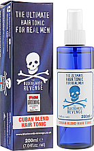 Kup Tonik do stylizacji włosów - The Bluebeards Revenge Cuban Blend Hair Tonic
