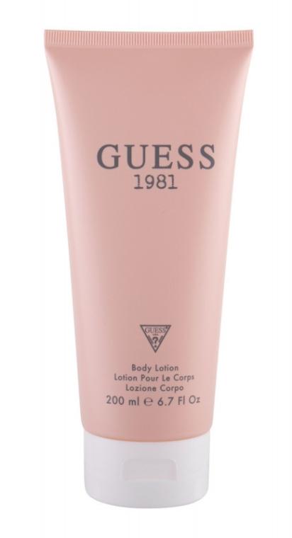 Guess 1981 - Balsam do ciała — фото N1