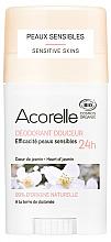 Kup PRZECENA! Dezodorant w sztyfcie dla skóry wrażliwej - Acorelle Deodorant Stick Gel Heart Of Jasmine *