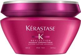 Kup Maska chroniąca kolor włosów farbowanych - Kérastase Reflection Masque Chromatique Thick Hair