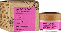Kup Odmładzający krem do twarzy z ekstraktem z orchidei - Gracja Bio
