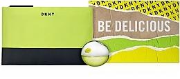 Kup Donna Karan DKNY Be Delicious - Zestaw (edp 30 ml + pouch)