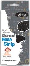 Kup Węglowe plastry oczyszczające do nosa - Cettua Charcoal Nose Strip