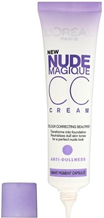 Loreal Paris Nude Magique CC Cream Anti Dullness