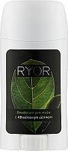 Kup Dezodorant dla mężczyzn o 48-godzinnym działaniu - Ryor Deodorant
