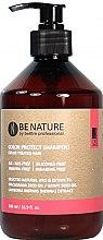 Kup Ochronny szampon do włosów farbowanych - Beetre Be Nature Color Protect Shampoo