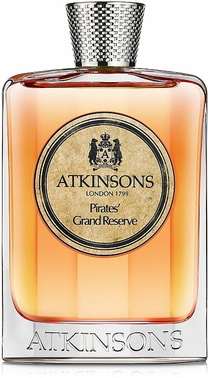 Atkinsons Pirates' Grand Reserve - Woda perfumowana — фото N1