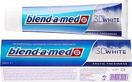 Kup Wybielająca pasta do zębów - Blend-a-med 3D White Arctic Freshness