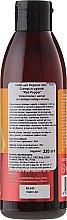 Egipski szampon wzmacniający włosy i przyspieszający ich wzrost Czerwona papryka - Hammam Organic Oils Red Pepper Shampoo — фото N2