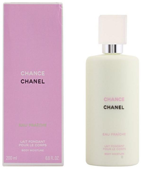 Chanel Chance Eau Fraîche - Perfumowane mleczko do ciała — фото N2