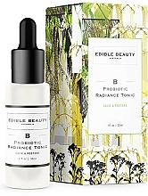 Kup Kojący tonik regenerujący do twarzy - Edible Beauty Probiotic Radiance Tonic Serum