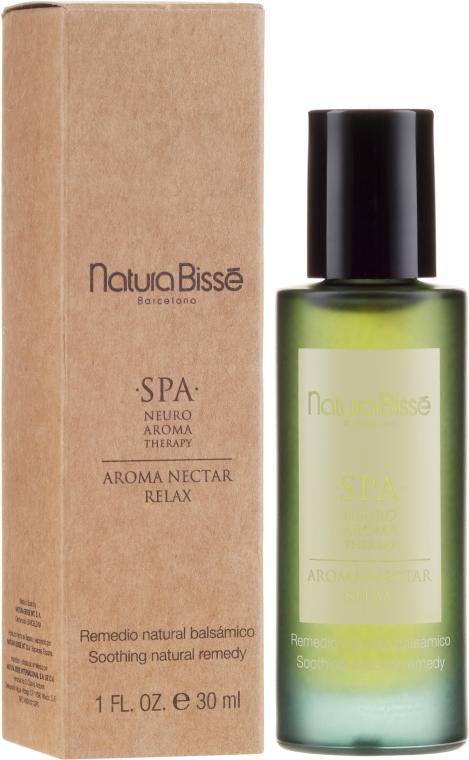 Olejek zapachowy odżywczy - Natura Bisse Spa Neuro-Aromatherapy Aroma Nectar Nutriv — фото N1