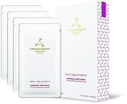 Kup Odmładzająca maska w płachcie - Aromatherapy Associates Skin Treatment Hydrosol Sheet Mask