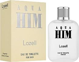 Kup Lazell Aqua Him - Woda toaletowa