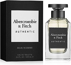 Kup Abercrombie & Fitch Authentic Men - Woda toaletowa