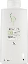 Odżywczy szampon do włosów bez obciążania - Wella SP Essential Nourishing Shampoo — фото N3