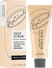 Kup Peeling kawowy do ciała Esencje ziołowe - UpCircle Coffee Face Scrub Herbal Blend