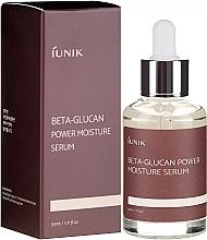 Kup Nawilżająco-kojąca emulsja do twarzy - iUNIK Beta-Glucan Power Moisture Serum