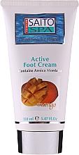 Kup Krem do stóp Mango - Saito Spa Active Foot Cream Mango