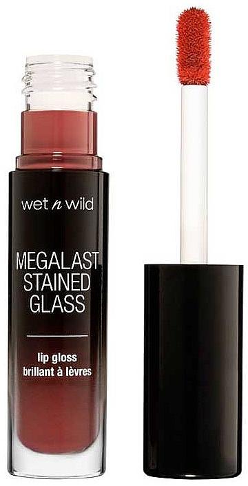 Błyszczyk do ust - Wet N Wild Mega Last Stained Glass Lip Gloss