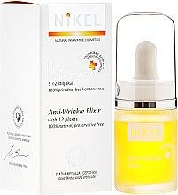 Kup Przeciwzmarszczkowy eliksir z 12 roślin - Nikel Anti-Wrinkle Elixir