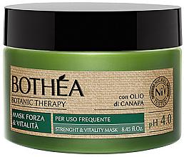 Kup Rewitalizująca maska wzmacniająca do włosów - Bothea Botanic Therapy Strenght Vitality Mask pH 4.0
