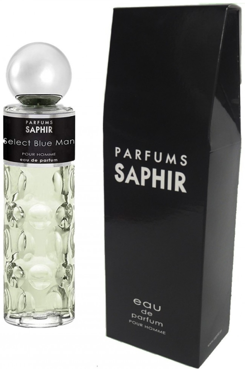 Saphir Parfums Select Blue Man - Woda perfumowana — фото N3
