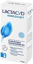 Kup Nawilżająca emulsja do higieny intymnej dla kobiet 40+ (z dozownikiem) - Lactacyd