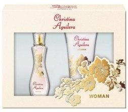 Kup Christina Aguilera Woman - Zestaw (edp 30 ml + sh/gel 50 ml)