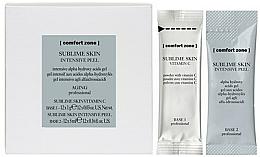 Kup Peelingujący olejek do twarzy - Comfort Zone Sublime Skin Intensive Peel