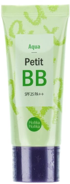 Odświeżający krem BB do twarzy SPF 25 PA++ - Holika Holika Aqua Petit BB Cream