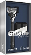 Kup Zestaw - Gillette Fusion5 ProShield Chill (razor + etui)