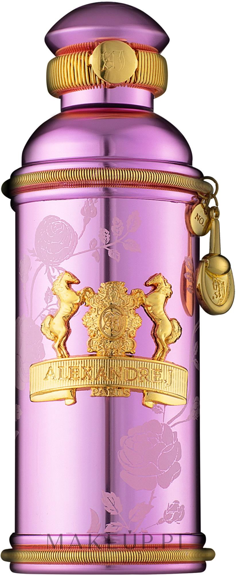 alexandre j the collector - rose oud woda perfumowana 100 ml