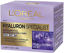 Kup Nawilżający krem do twarzy SPF 20 - L'Oreal Paris Skin Expert