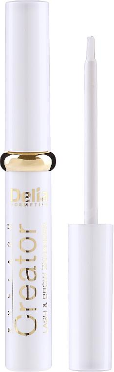 Serum na wzrost rzęs i brwi - Delia Lash & Brow Enhancer Eyelash Creator