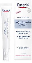 Kup Nawilżający krem rewitalizujący pod oczy - Eucerin Aquaporin Active Revitalizing Eye Cream