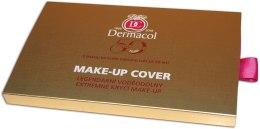 Kup Zestaw podkładów do twarzy - Dermacol Make-Up Cover (5 x foundation 5 g)