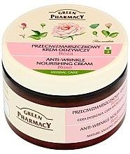 Kup Różany przeciwzmarszczkowy krem odżywczy - Green Pharmacy Anti-Wrinkle Vanishing Cream