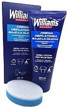 Kup Krem do depilacji pod prysznic - Williams Depilatory Shower Cream