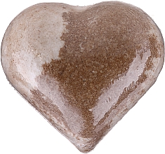 Kup Kula do kąpieli Serce - Naturally Chocolate Lovers Bath Heart