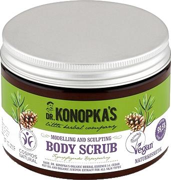 Modelujący scrub do ciała - Dr. Konopka's Modelling And Sculpting Body Scrub — фото N1
