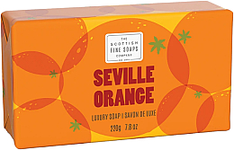 Kup Mydło w kostce - Scottish Fine Soaps Seville Orange Luxury Wrapped Soap