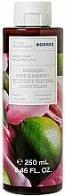 Kup Rewitalizujący żel pod prysznic Imbir i limonka - Korres Ginger Lime Renewing Body Cleanser