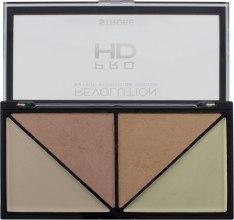 Kup Paleta rozświetlaczy do strobingu - Makeup Revolution HD Pro Strobe Revolution