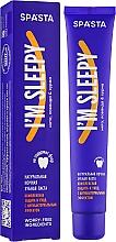 Kup Naturalna pasta do zębów na noc Kompleksowa ochrona i pielęgnacja o działaniu antybakteryjnym - Spasta I Am Sleepy Toothpaste