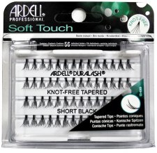 Kup Kępki sztucznych rzęs - Ardell Soft Touch Short Black