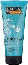 Kup Nawilżająca maska do włosów osłabionych i farbowanych - Natura Estonica Bio Hydro Boost Hair Mask